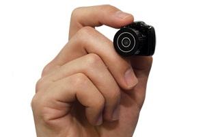 Chobi Cam One, die kleinste Kamera der Welt