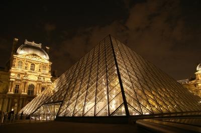 Louvre - Perspektive 3
