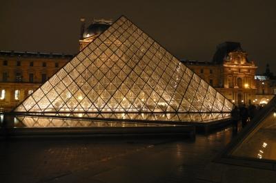 Louvre - Perspektive 1