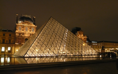 Louvre - Perspektive 2